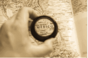 Why is Mexico the Perfect Destination For Investors and Businesses Map - %title%- The Blue Oceans Group