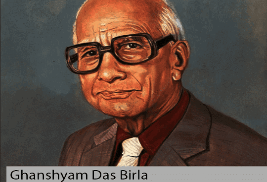 Ghanshyam Bas Birla- Best Quotes about life, motivational quotes