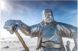 Genghis Khan 12 All-Time Richest Man in the World
