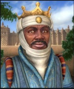 Mansa Musa All-Time Richest Man in the World