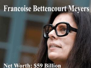 Francoise Bettencourt Meyers