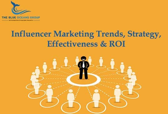 Influencer Marketing Trends, Strategy, Effectiveness & ROI