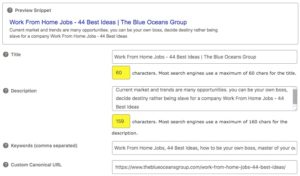 SEO Tips to Rank Page #1 of Google: 15 Steps Guide (2020) Title Tag and Meta Description