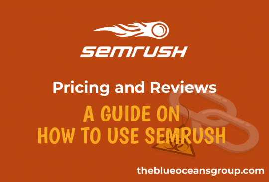 SEMrush Reviews and Pricing: How to use SEMrush