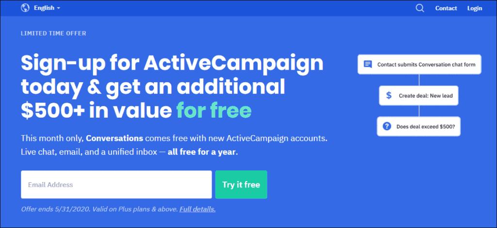 active campaign min - %title%- The Blue Oceans Group