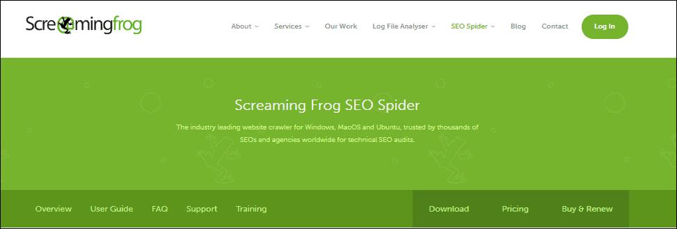 Screaming Frog Best SEO Tools for Backlinks, Keyword Analysis, DA Checker
