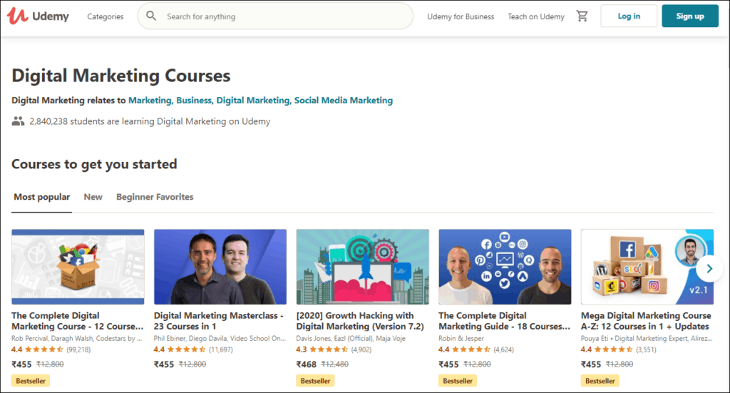 UDEMY - %title%- The Blue Oceans Group