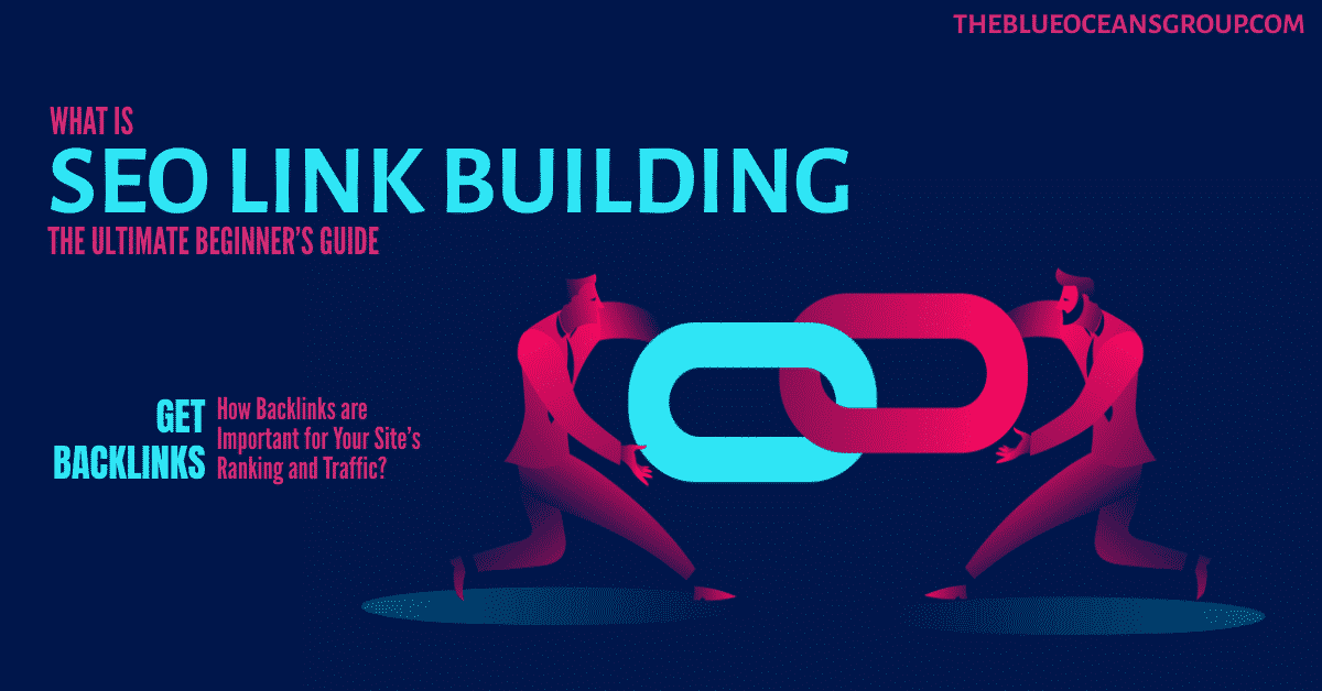 What is SEO Link Building- ultimate beginner's guide