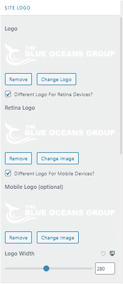 site identity - %title%- The Blue Oceans Group