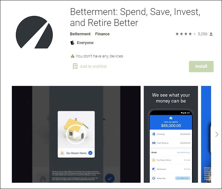 Betterment money earning app - %title%- The Blue Oceans Group