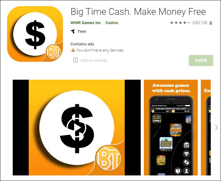 Big Time Cash App - %title%- The Blue Oceans Group