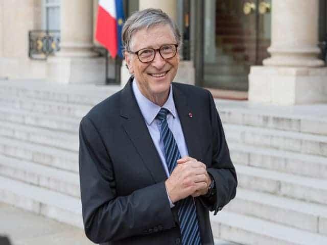 Bill Gates- Microsoft- Top 10 richest man in the world
