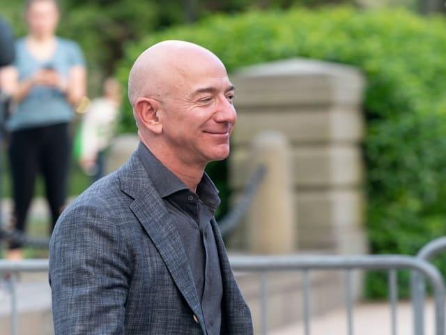 Jeff Bezos- Top 10 World's Richest Man