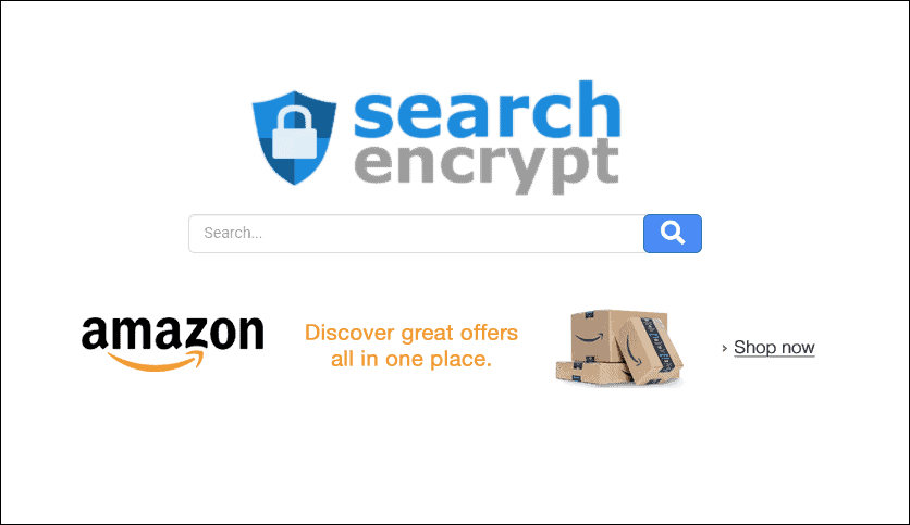 Search Encrypt- Private Search Engine Network