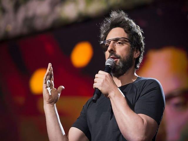 Sergey Brin- Internet Scientist and Google Founder