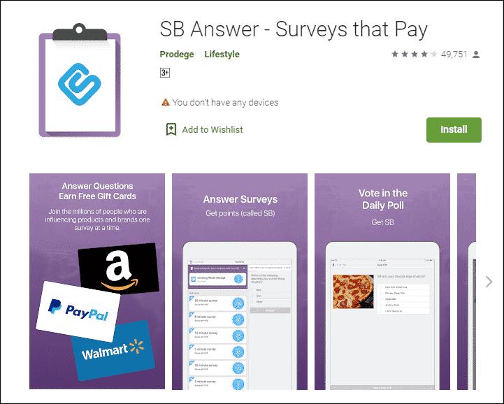 Swagbucks money earning app - %title%- The Blue Oceans Group