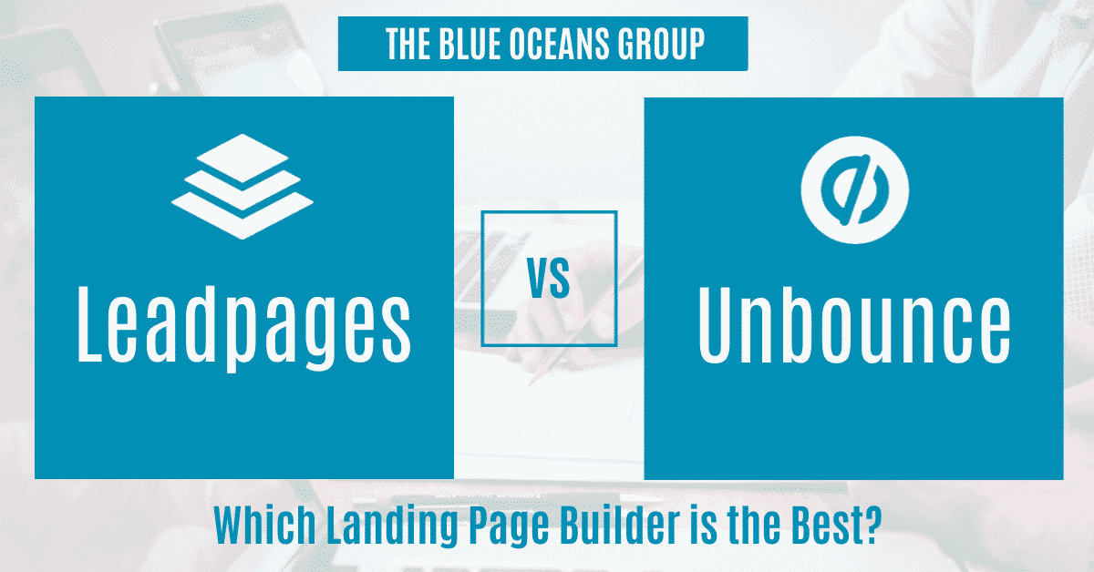 Leadpages vs Unbounce: Which Landing Page Builder is the best?