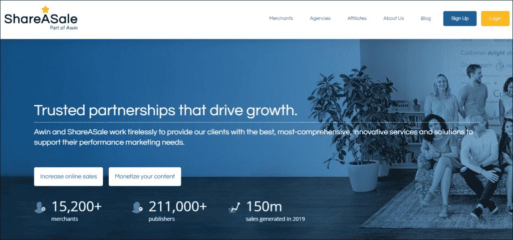 ShareASale Affiliate Marketing Program