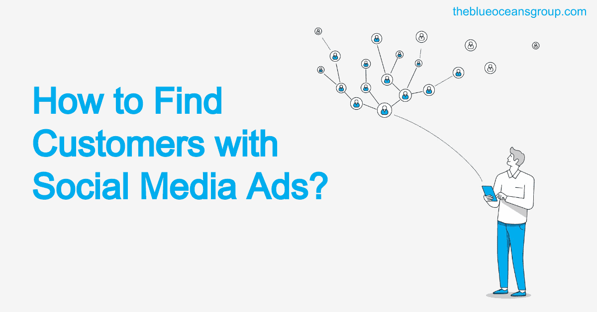 How to find customers with social media ads